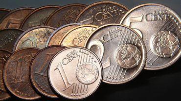 La Belgique en pénurie de pièces d'un et deux centimes