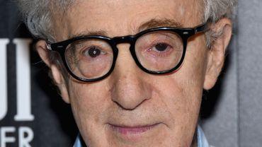 Woody Allen photographié le 15 juillet 2015 à New York (États-Unis).
