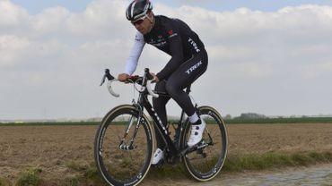 Stijn Devolder forfait pour Paris-Roubaix