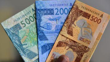 le franc CFA, monnaie de l'afrique centrale et l'afrique de l'ouest