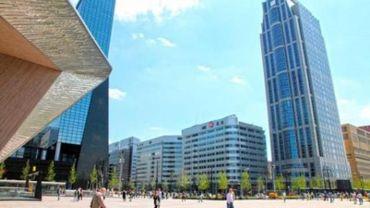Rotterdam élue ville européenne de l'année en matière d'urbanisme
