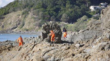 Disparition de Théo Hayez: grimpeurs, plongeurs et drones mobilisés pour la poursuite des recherches