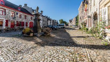 """Le village de Limbourg, en Province de Liège fait à présent partie des """"plus beaux villages de Wallonie""""."""