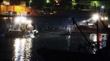 Un nouveau bateau de migrants arrivé à Lampedusa