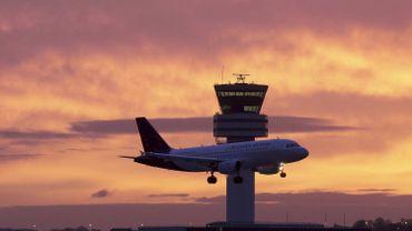 L'espace aérien belge à nouveau temporairement fermé dans la nuit de samedi à dimanche