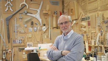 L'architecte italien Renzo Piano à Paris en 2015