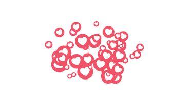 Pour la journée mondiale de la Paix, Facebook fais péter les cœurs!
