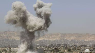 Syrie: 52 civils tués dans des raids de la coalition sur un village