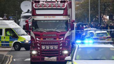39 morts à bord d'un camion en Angleterre: les corps des victimes seront rapatriés au Vietnam