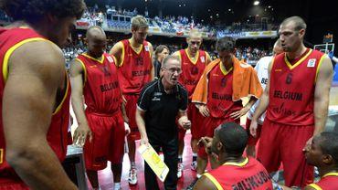 Un tournoi des 4 Nations avec la Belgique à Anvers