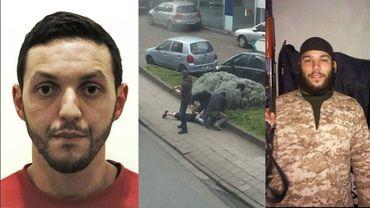 Attentats: Abrini et Krayem placés sous mandat d'arrêt, deux autres personnes libérées