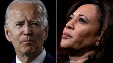 Biden-Harris: premier discours très attendu pour le tandem démocrate candidat à la Maison Blanche