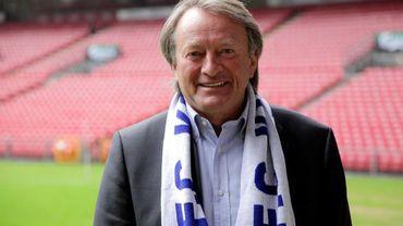 Ariël Jacobs nouvel entraîneur du FC Copenhage