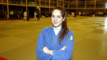 Amber Ryheul médaille de bronze à Bratislava