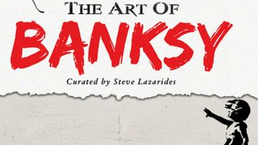 """L'exposition """"The Art of Banksy"""" s'ouvre à Anvers"""