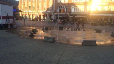 Nivelles: la fontaine