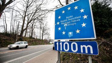 Coronavirus: la Communauté germanophone réclame une vignette pour faciliter les contrôles frontaliers