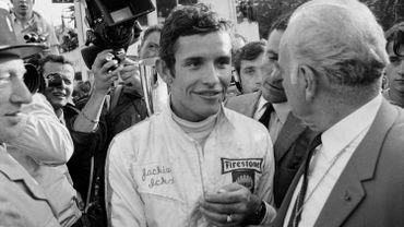Jacky Ickx en 1968 en France