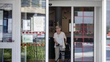 Le nombre d'infections dans les centres de soins résidentiels flamands est en forte hausse
