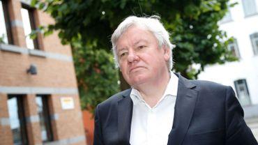 Le ministre de l'Enseignement supérieur en Fédération Wallonie-Bruxelles Jean-Claude Marcourt