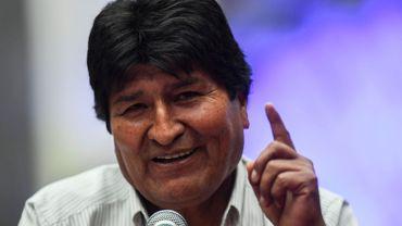 Bolivie: Evo Morales se dit prêt à rentrer dans son pays