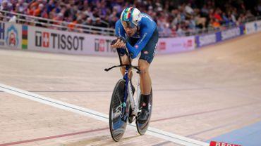 Filippo Ganna songe à s'attaquer au record de l'heure de Victor Campenaerts