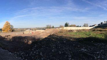 L'ancienne prison a été démolie. Le terrain a été dépollué. Il ne reste plus qu'à reconstruire.