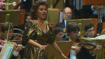 Aga Winska en 1988