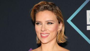 La star américaine Scarlett Johansson.