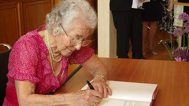L'auteure Judith Kerr fête son anniversaire et celui de son célèbre Tigre