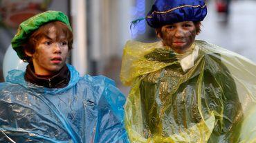 Soixante interpellations lors de l'arrivée de Saint-Nicolas aux Pays-Bas