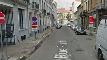 Importante opération policière à Anderlecht