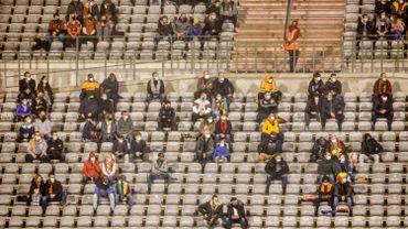 Des nouvelles mesures dans les stades de foot?