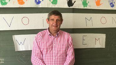 Instituteur depuis 40 ans, Michel Willem a dit au revoir à ses derniers élèves