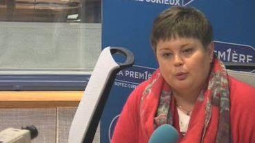 """Myriam Delmée:  """"Le gouvernement  joue le casus belli pour chaque dossier sur la table."""""""