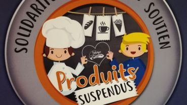 La Hulpe encourage les produits suspendus dans les commerces