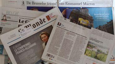 La revue de presse: des nominations qui divisent