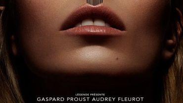 """L'affiche de """"L'Idéal"""" de Frédéric Beigbeder, avec Gaspard Proust"""