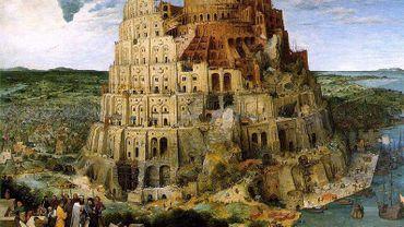Pieter Brueghel l'Ancien - La Tour de Babel
