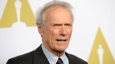 Le cinéaste Clint Eastwood