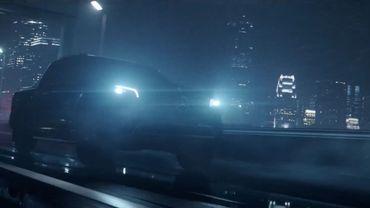 Une première image (furtive) du futur Mercedes-Benz Classe X