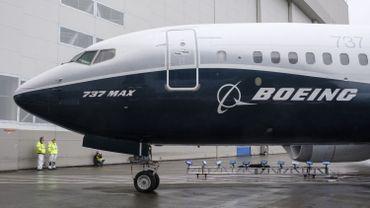 Boeing compterait relancer en mai la production du 737 MAX