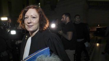 Maryse Alié, avocate, représente cinq policiers qui se sont constitués partie civile au procès de Salah Abdeslam.