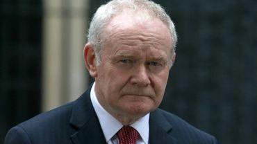 Martin McGuinness, ex-dirigeant de l'IRA devenu membre actif du processus de paix, est décédé à l'âge de 66 ans