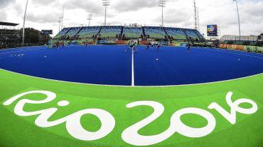 Le centre olympique de Hockey de Rio de Janeiro