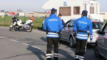 Les automobilistes pris en infraction en Brabant flamand risquent un retrait de permis