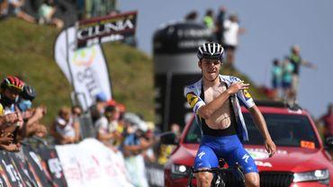 Tour de Burgos: Remco Evenepoel fait coup double au sommet du Picon Blanco