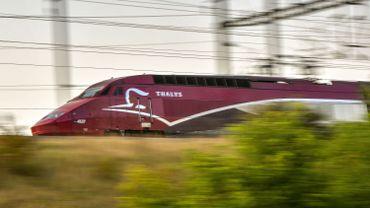 Thalys stoppe provisoirement la vente de ses tickets vu la canicule