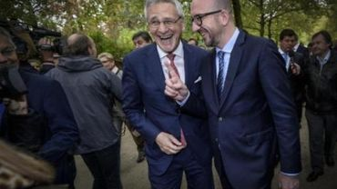 Charles Michel a la confiance de 47% des Belges