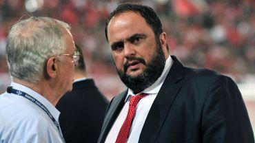 Le président de l'Olympiakos et 27 autres personnes poursuivies pour corruption